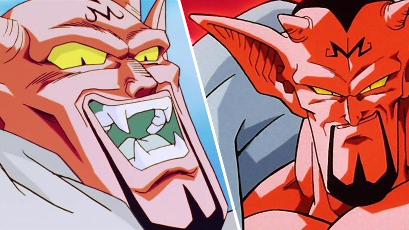 Dragon Ball Z: Artista de God of War dibuja a Dabura y compañía