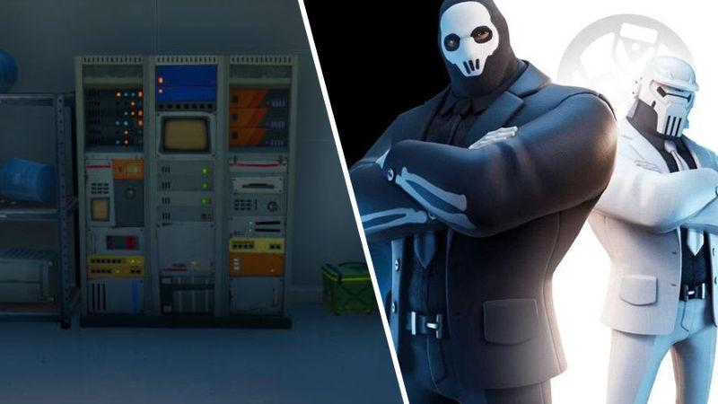 Conoce cómo robar los planos de Fortnite
