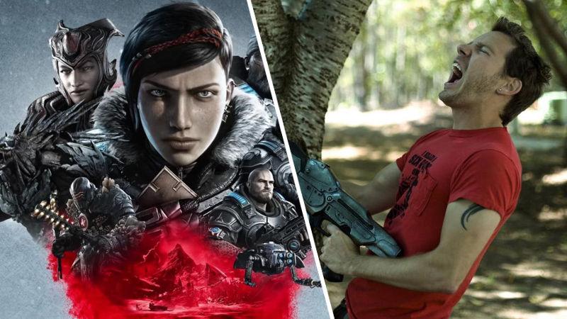 Gears of War: El creador cree que la serie ya es muy 'progre'