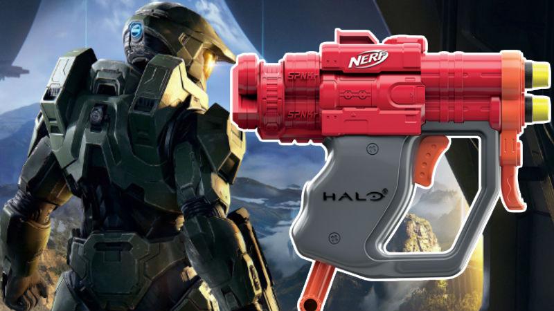 Halo-Armas-NERF