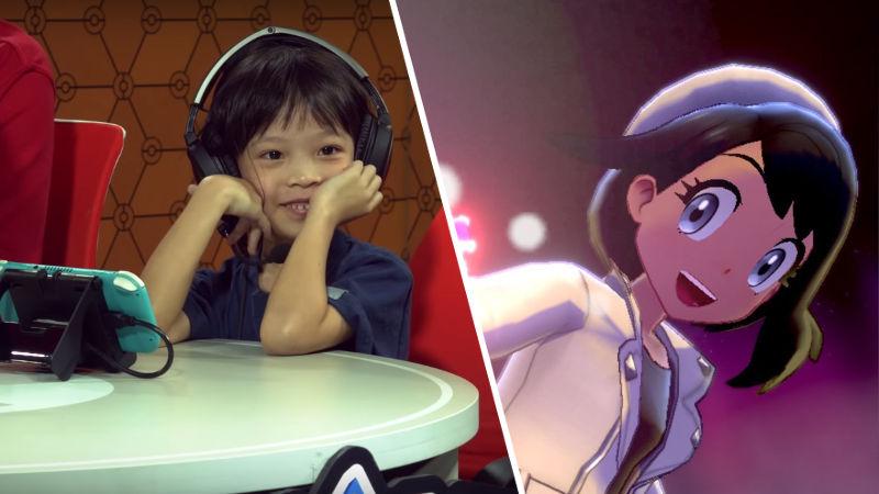 Niña de siete años se convierte en campeona Pokémon