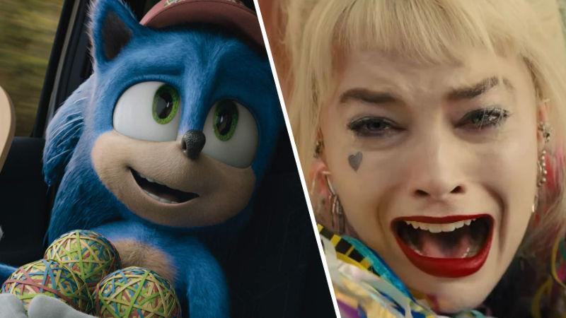 Sonic: La Película rebasará a Birds of Prey, dicen expertos