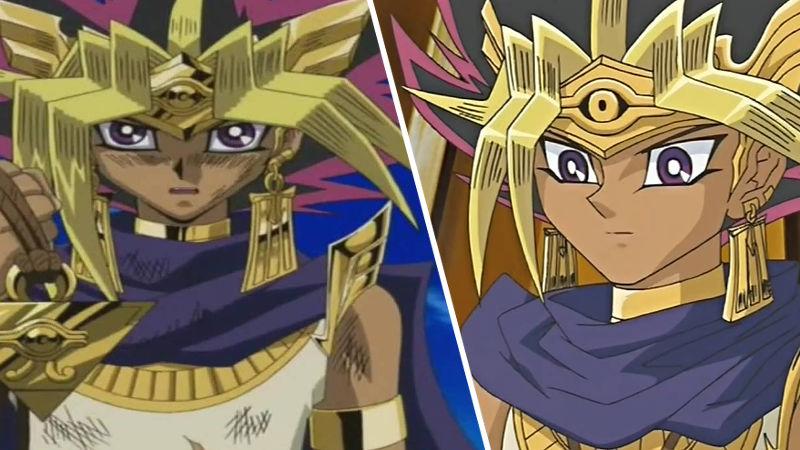 El Faraón Atem de Yu-Gi-Oh! regresa con insólito cosplay