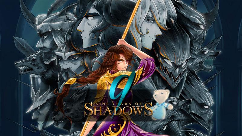 9 years of Shadows