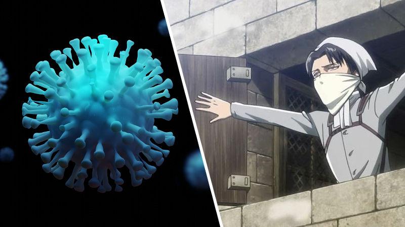 Fans recomiendan el anime para aliviar la cuarentena del coronavirus