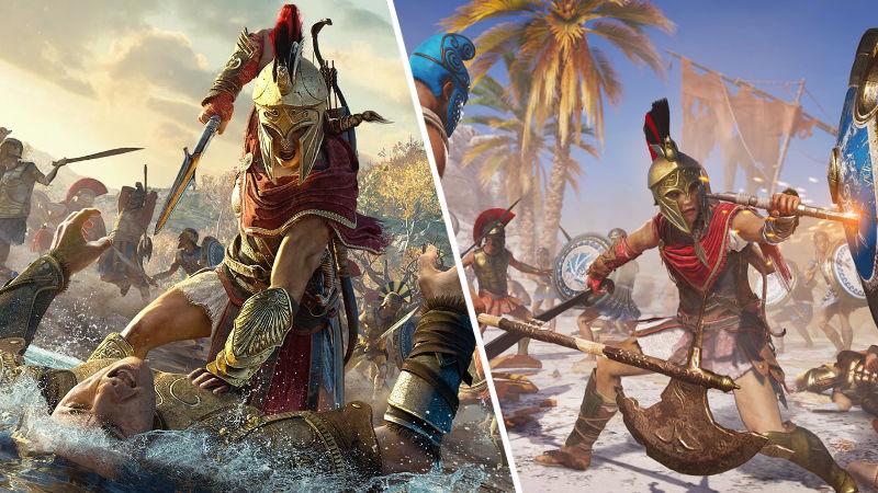 Podrás jugar gratis Assassin's Creed Odyssey este fin de semana