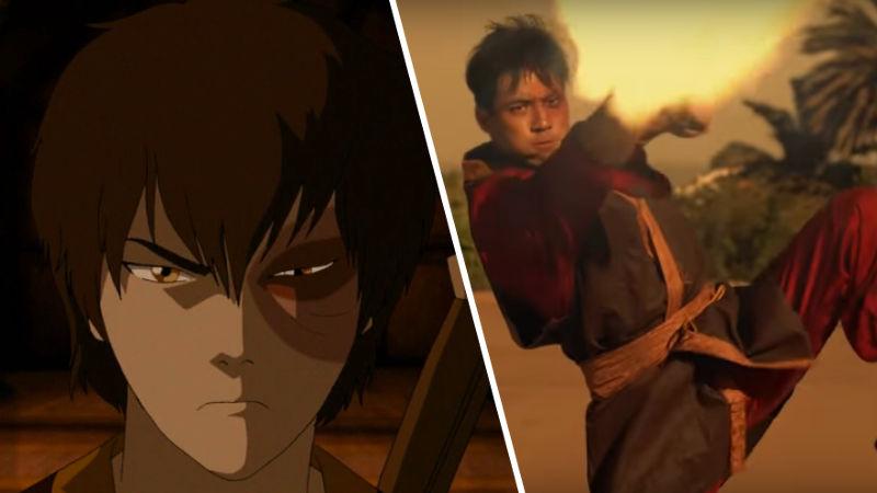 Recrean la batalla de Zuko vs. Azula de Avatar y les quedó genial