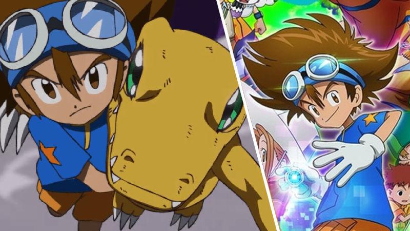 La nueva versión de Digimon Adventure ya tiene fecha de estreno