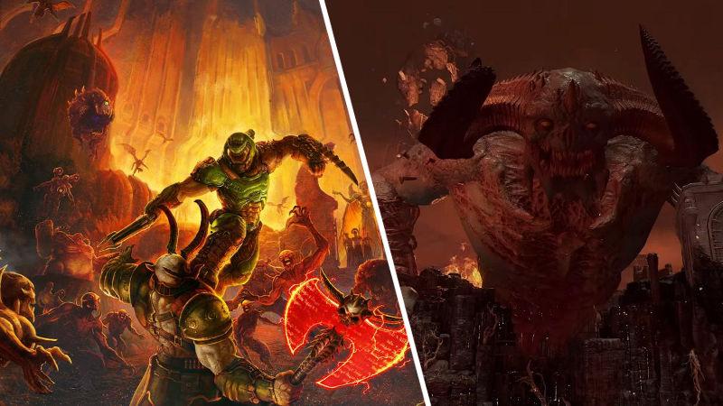 DOOM Eternal revela en un video cómo redefinirá la violencia en videojuegos