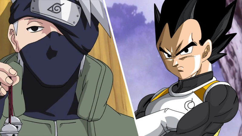 Conoce a Kageta, la fusión de Vegeta de Dragon Ball y Kakashi de Naruto