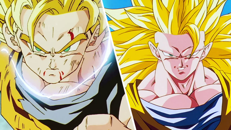 Dragon Ball: Imaginando otra transformación super saiyajin