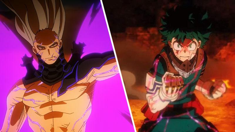 My Hero Academia: Heroes Rising tendrá contenido extra en Japón