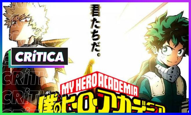 My-Hero-Reseña
