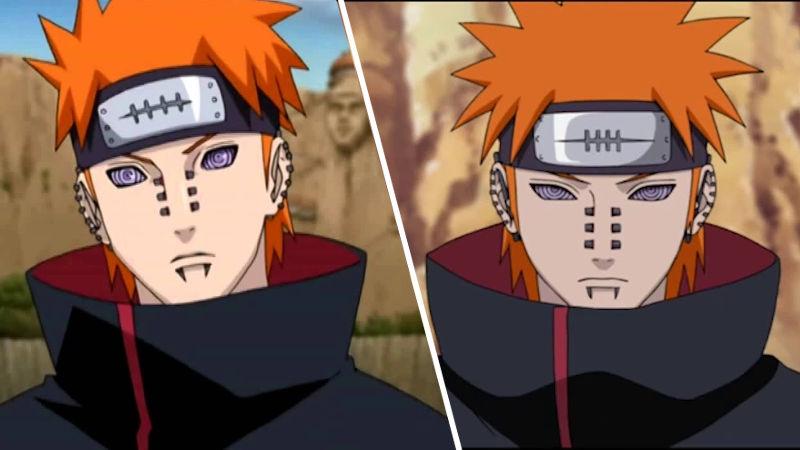 Naruto Shippuden: Así se vería el temible Pain como mujer