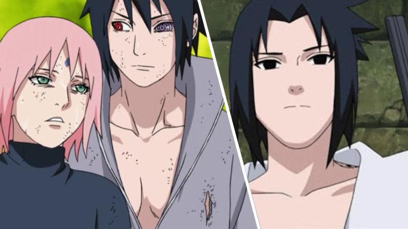 Naruto Shippuden: Otra vez Sasuke cambia de sexo por el cosplay