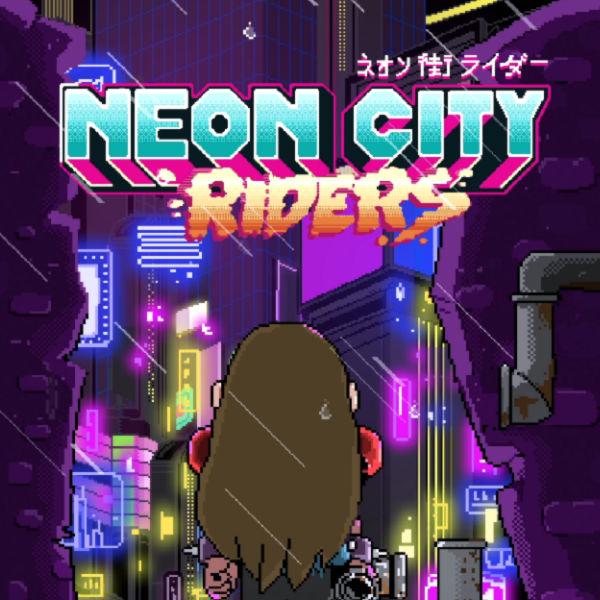 neon city riders videojuegos mexicanos top 5