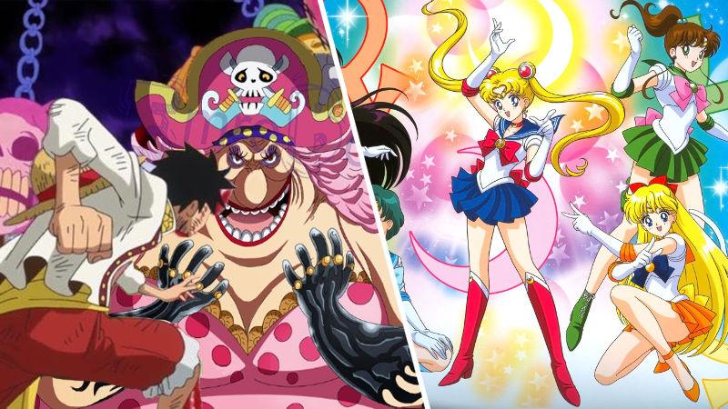 Promocionan One Piece con romántico diseño estilo Sailor Moon