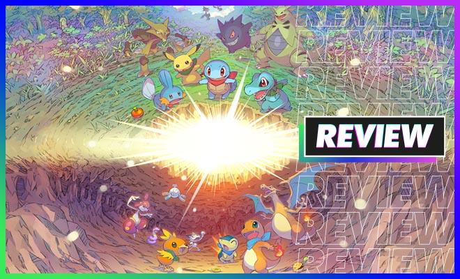 Reseña Pokémon Mystery Dungeon: Rescue Team DX
