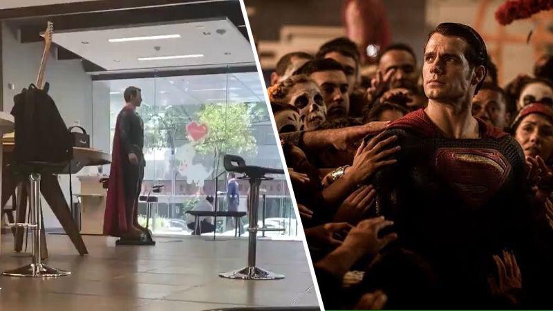 El día que Superman no hizo nada en la Ciudad de México