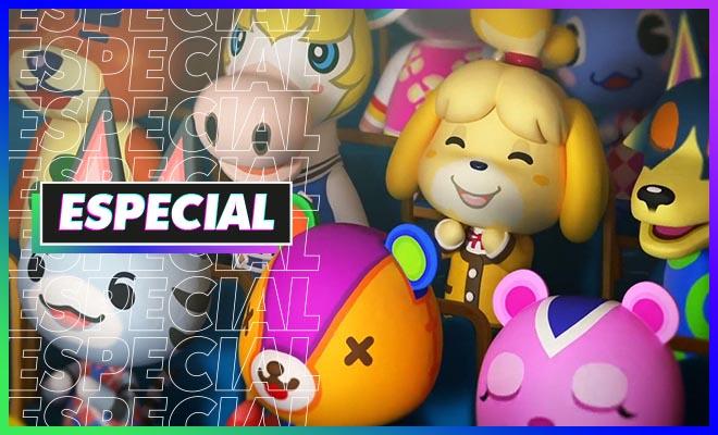 Especial juegos de Animal Crossing