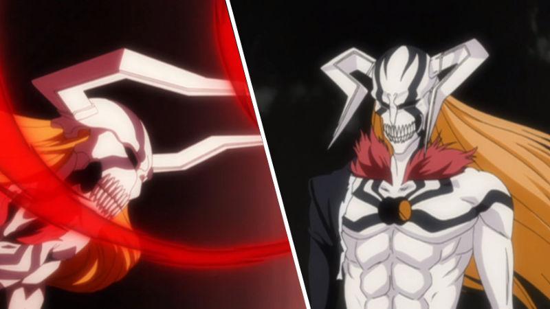 Animador de Bleach dibuja al temible Hollow Ichigo