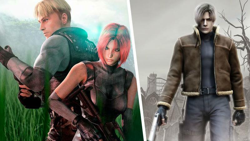 Dino-Crisis-Resident-Evil-4