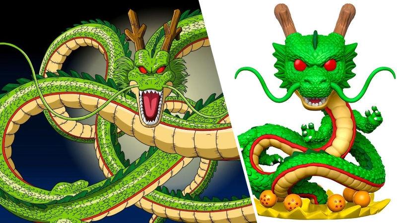 Shenlong de Dragon Ball consigue un nuevo Funko Pop y es gigante