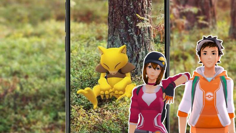 Pokémon-Go-Community