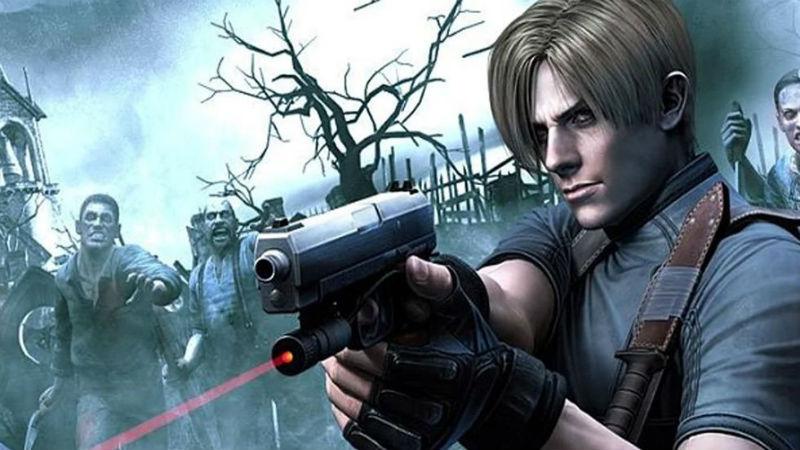 Resident-Evil-4-Desarrollo