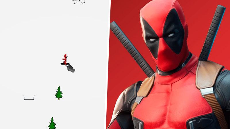 Deadpool en Fortnite