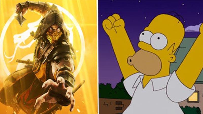 Juega a Mortal Kombat 11 en la cuarentena