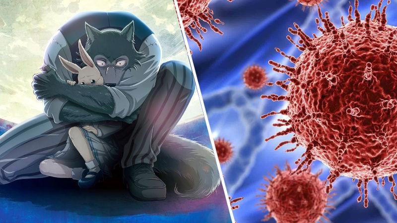 Creadora de BEASTARS hace conciencia por el coronavirus
