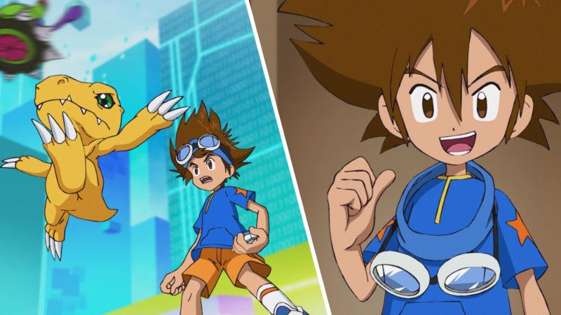 El nuevo anime de Digimon Adventure ya tiene fecha de regreso