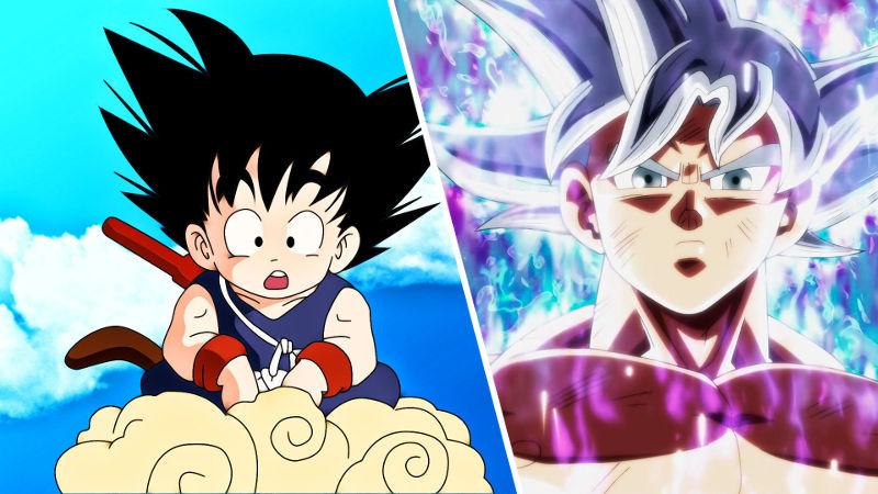 Como han cambiado los anime con el paso del tiempo