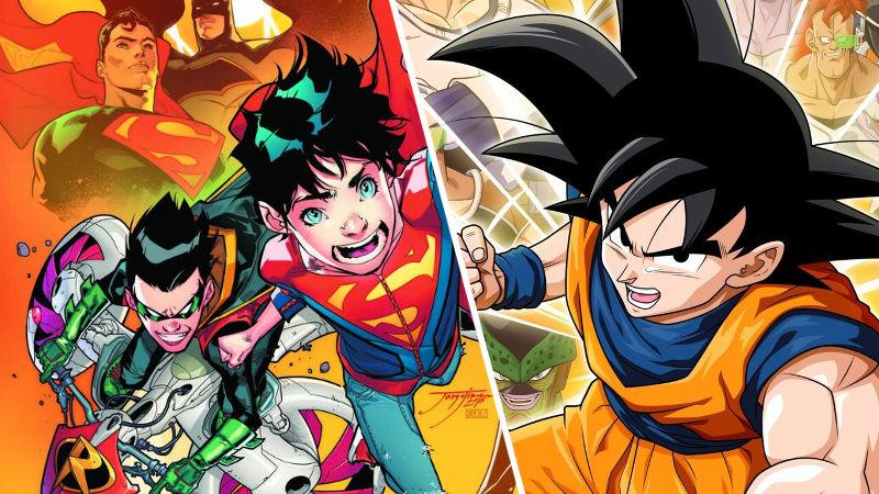 Dragon Ball tiene otra curiosa referencia en DC Comics