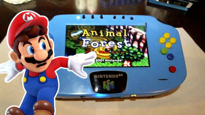 Nintendo-64-Portatil