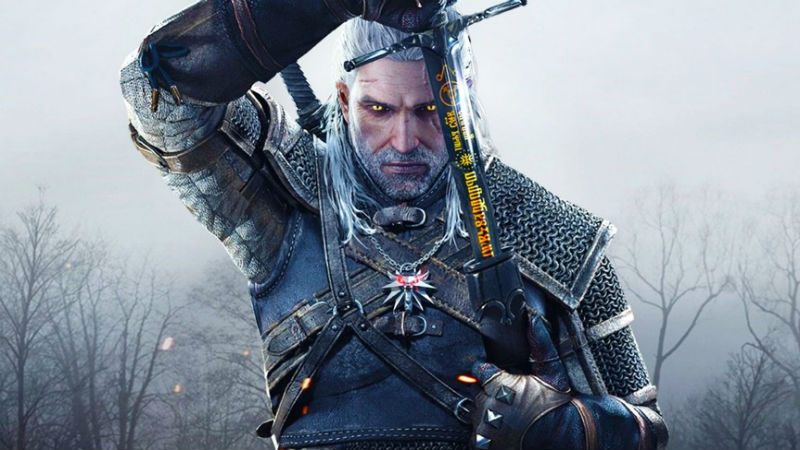 The-Witcher-Geralt