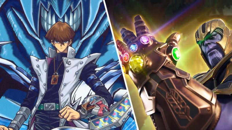 Fan mezcla Yu-Gi-Oh! con Avengers y el resultado es sorprendente