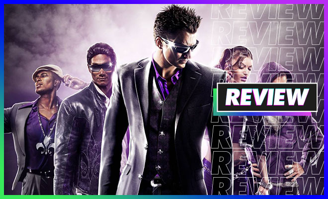 Saints Row: The Third Remastered Reseña