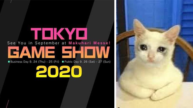 Se cancela tokyo game show 2020 por el covid 19
