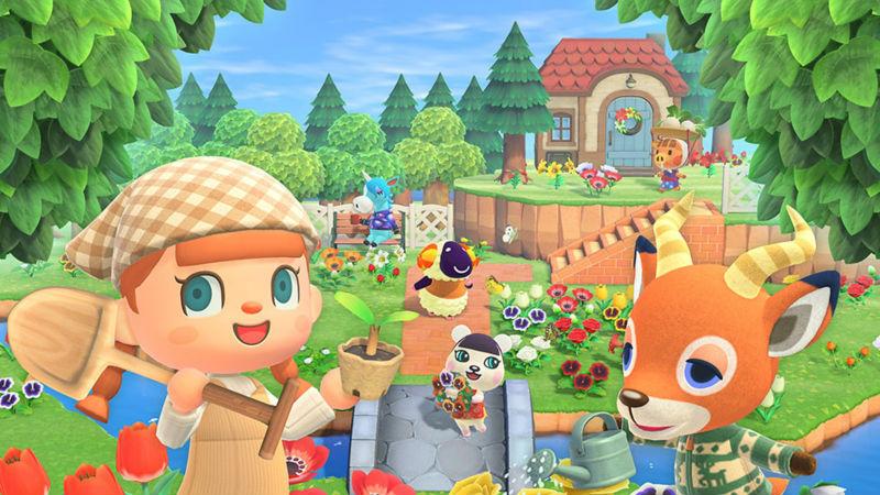 Animal-Crossing-Vecinos