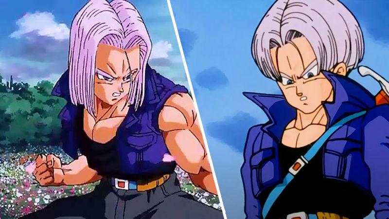 Dragon Ball Z: Trunks del Futuro cambia de sexo gracias al cosplay