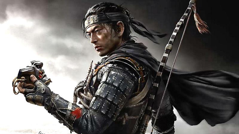 Samurai Protagonista de ghost of Tsushima clasificacion para adultos
