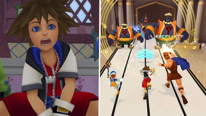 Kingdom Hearts llegará a Nintendo Switch con juego nuevo