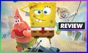 Portada reseña SpongeBob SquarePants: Battle for Bikini Bottom - Rehydrated