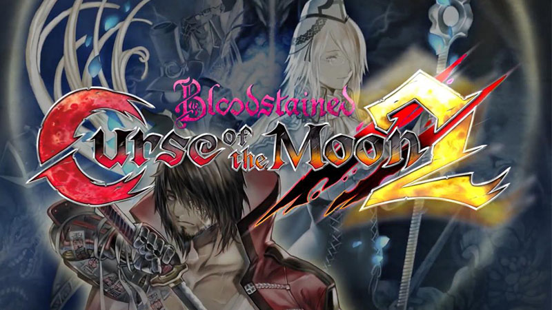 Se anuncia Bloodstained: Curse of the Moon 2