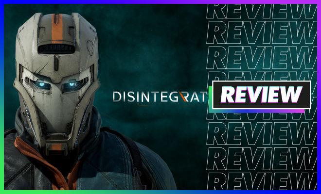 Portada para la reseña de Disintegration en PlayStation 4