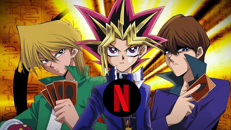 Yu-Gi-Oh Netflix