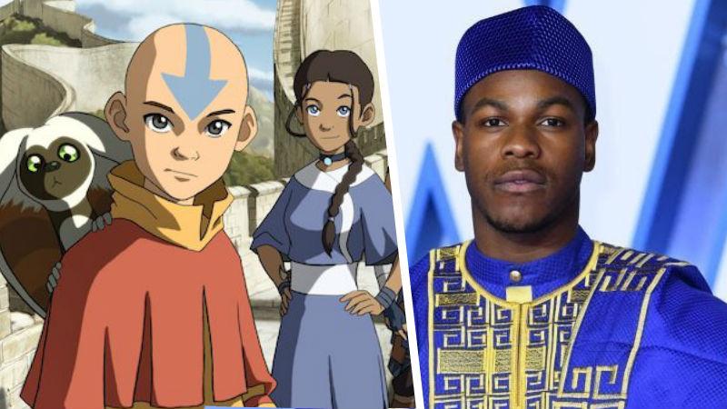 Avatar con John Boyega