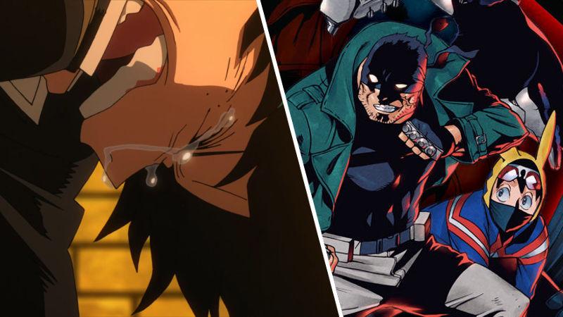 My Hero Academia: Vigilantes tuvo una importante muerte